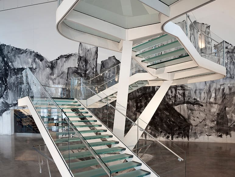 Walk This Way! Considerations for Fabricating Glass Flooring