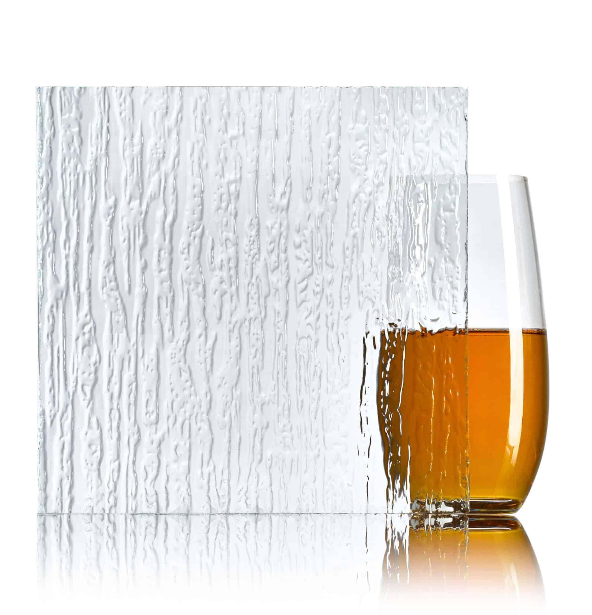 Rain Pattern Glass – Walker Glass