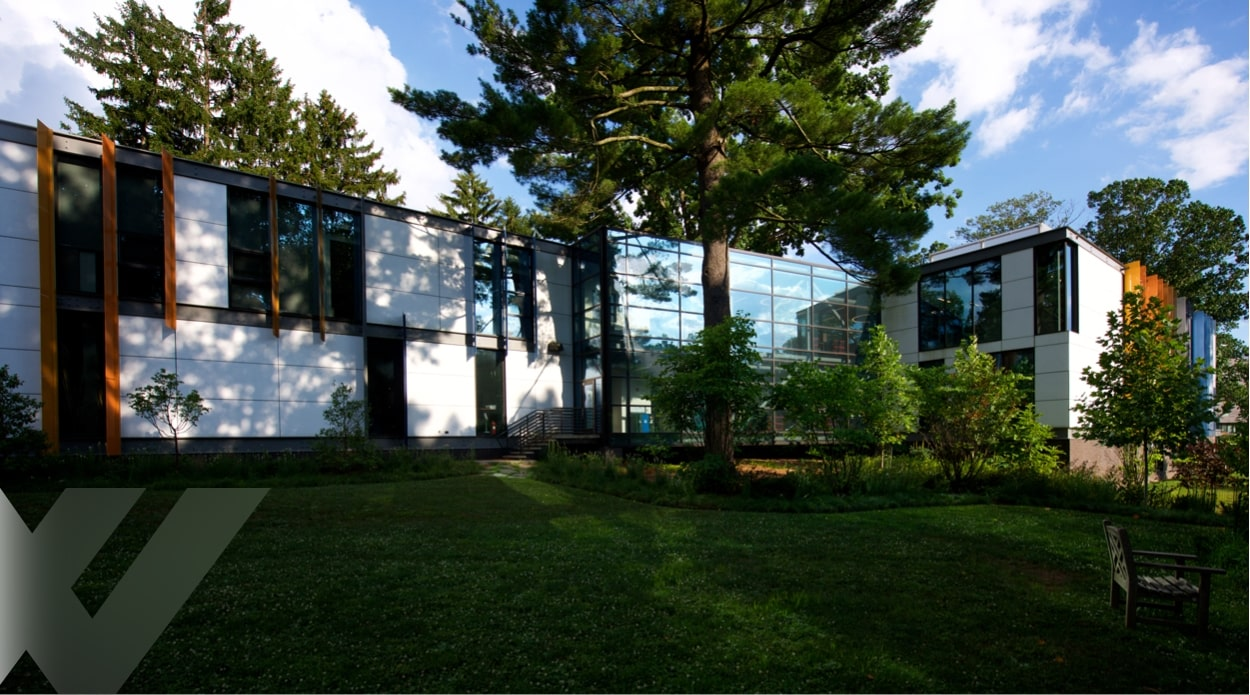 Swarthmore College Whittier Hall
