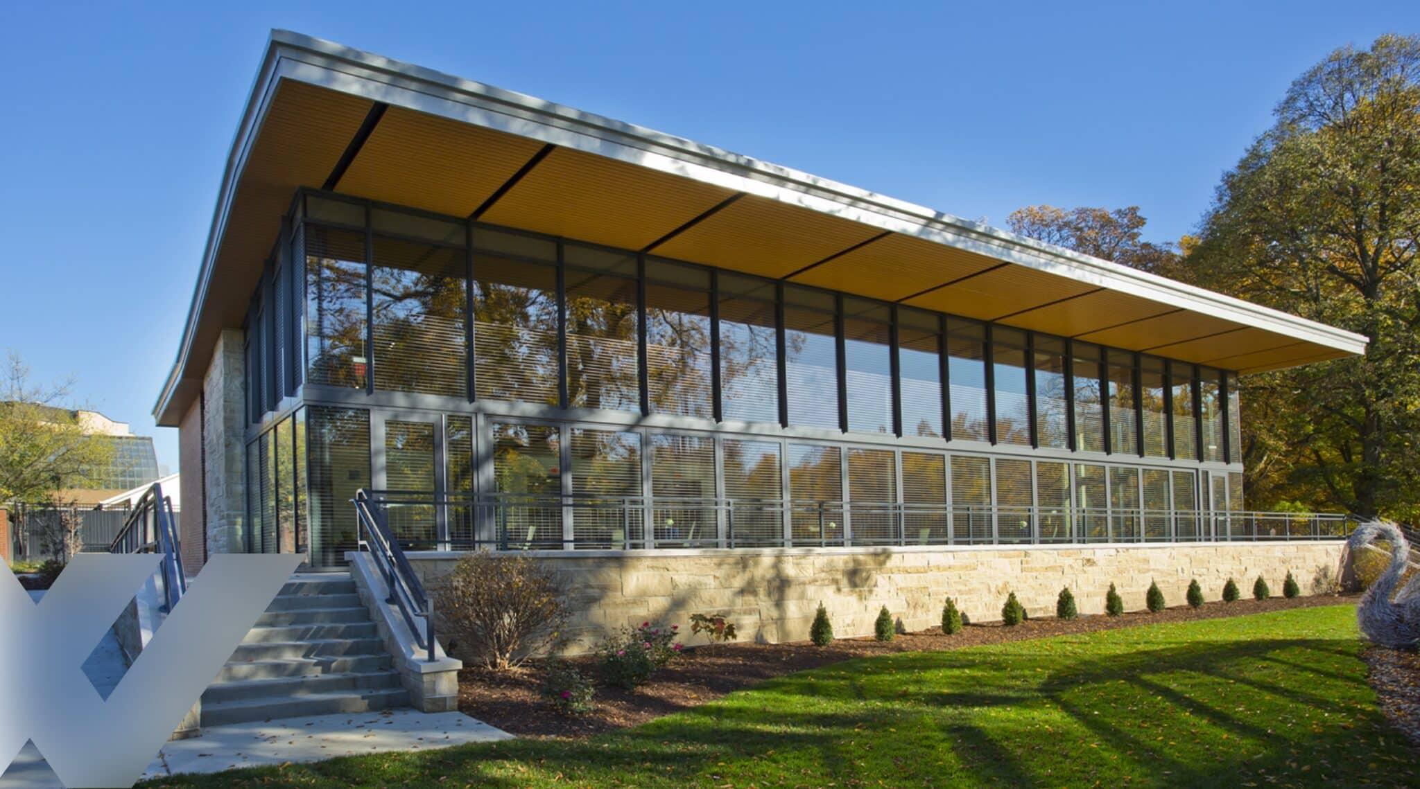 National Aviary Garden Room